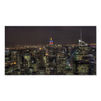 Empire State View Art Photo