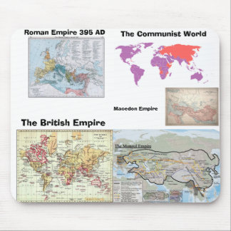 Empires of the World Mousemat Mouse Pad