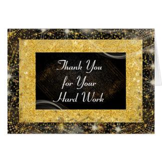 Employee Anniversary Personalised Greetings Card