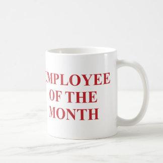 Employee of the Month Coffee Mug
