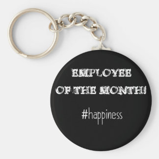 Employee Of The Month! Keychain