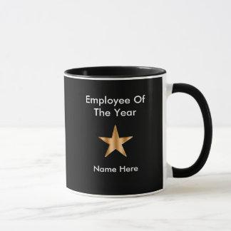 Employee Of The Year Award Mug