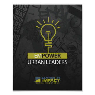 Empower Urban Leader Poster