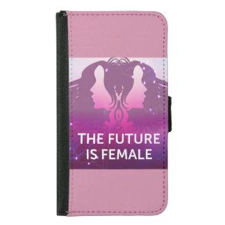 Empower Women phonecase Samsung Galaxy S5 Wallet Case