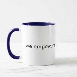 Empower Yourself Coffee Mug