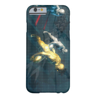 Empowered Individuals Racing to Upgrade Skills Barely There iPhone 6 Case