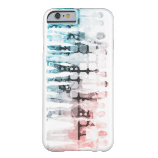 Empowered Professionals Working as a Team Concept Barely There iPhone 6 Case