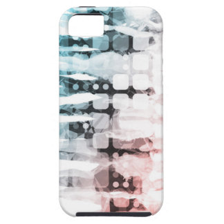 Empowered Professionals Working as a Team Concept iPhone 5 Cases