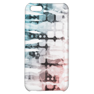 Empowered Professionals Working as a Team Concept iPhone 5C Cover