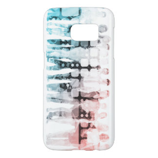 Empowered Professionals Working as a Team Concept Samsung Galaxy S7 Case