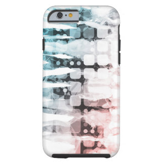 Empowered Professionals Working as a Team Concept Tough iPhone 6 Case