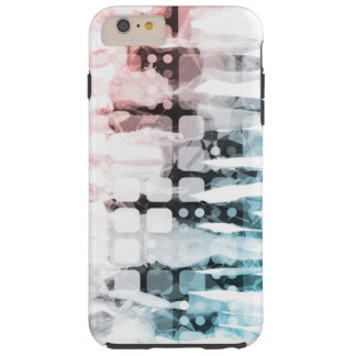 Empowered Professionals Working as a Team Concept Tough iPhone 6 Plus Case