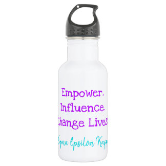 Empowerment Water Bottle