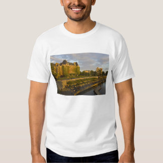 Empress Hotel and Inner Harbour waterfront, T-shirts