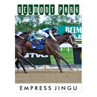 Empress Jingu Fp Postcard