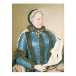 Empress Maria Theresa of Austria , c.1770 Postcard