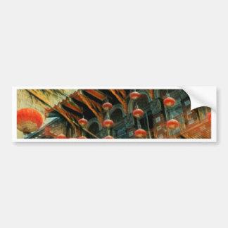Empress of China Bumper Sticker