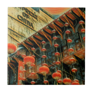 Empress of China Tile