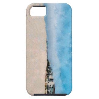 Empty beach in Virginia. iPhone 5 Cover