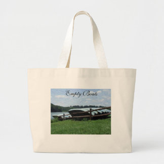 Empty Boats Tote Bag
