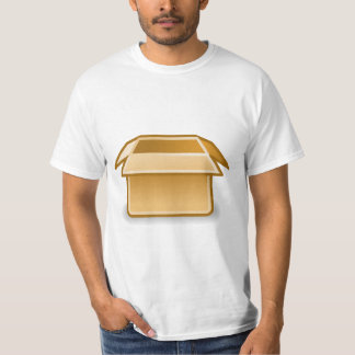 Empty cardboard box T-Shirt