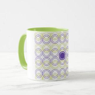 Empty circles mug