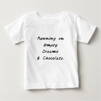empty dreams & chocolate baby T-Shirt