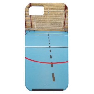 Empty european gymnasium for school sports case for the iPhone 5