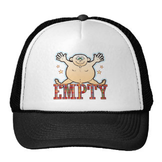 Empty Fat Man Trucker Hat