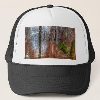 Empty Glasses Trucker Hat