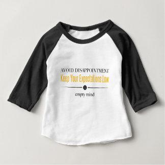 Empty Mind Baby T-Shirt