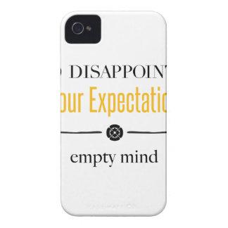 Empty Mind Case-Mate iPhone 4 Case