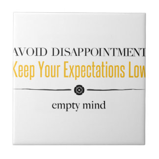 Empty Mind Tile
