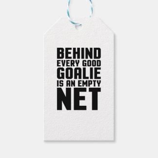 Empty Net Gift Tags