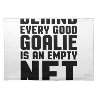Empty Net Placemat
