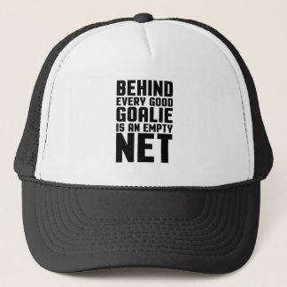 Empty Net Trucker Hat