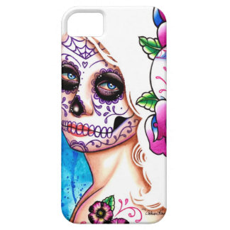 Empty Promises Day of the Dead Girl iPhone 5 Covers