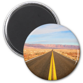 Empty road magnet