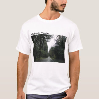 Empty Road T-Shirt