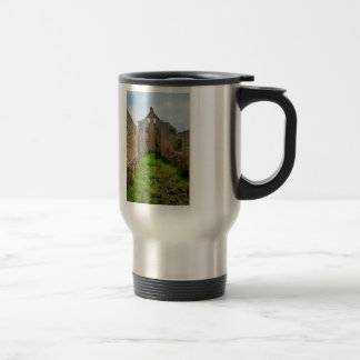 Empty Room Ruins Travel Mug