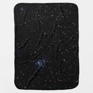 EMPTY SPACE (an outer space design) ~ Baby Blanket