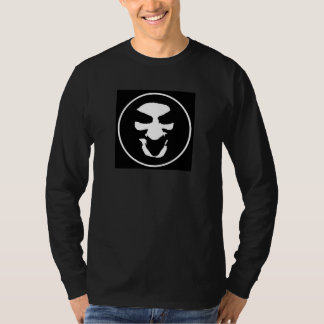Empty Space black long sleeve shirt. T-Shirt