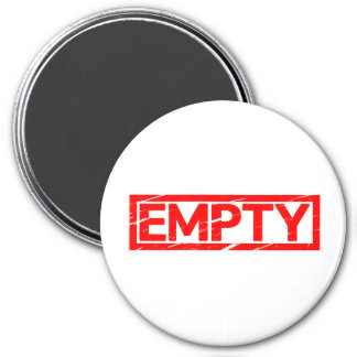 Empty Stamp Magnet