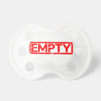 Empty Stamp Pacifier