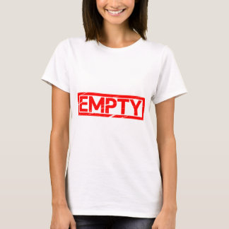 Empty Stamp T-Shirt