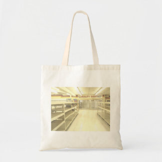 Empty Store Budget Tote Bag