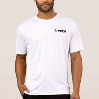 (Empty) T-Shirt