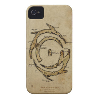 Empürios - Cyclings | iPhone 4 Marry-Maté Barely Case-Mate iPhone 4 Case