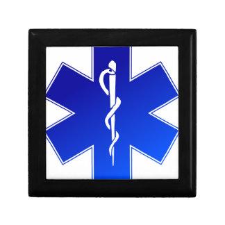 EMS Emergency Medical Service Keepsake Boxes