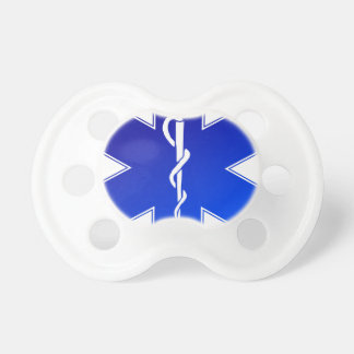 EMS Emergency Medical Service Pacifier